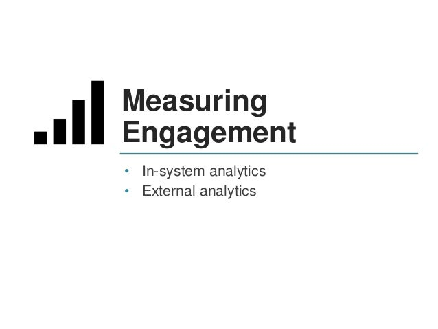 In-System analytics