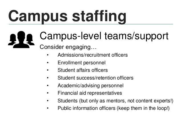 Concord University Campus case study:
