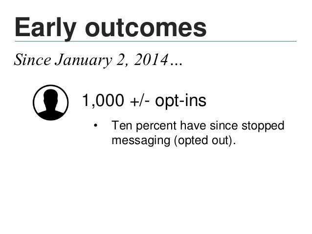Early outcomes 1,800+/- student responses • Questions about processes Ex: When is the deadline to apply for WV financial a...