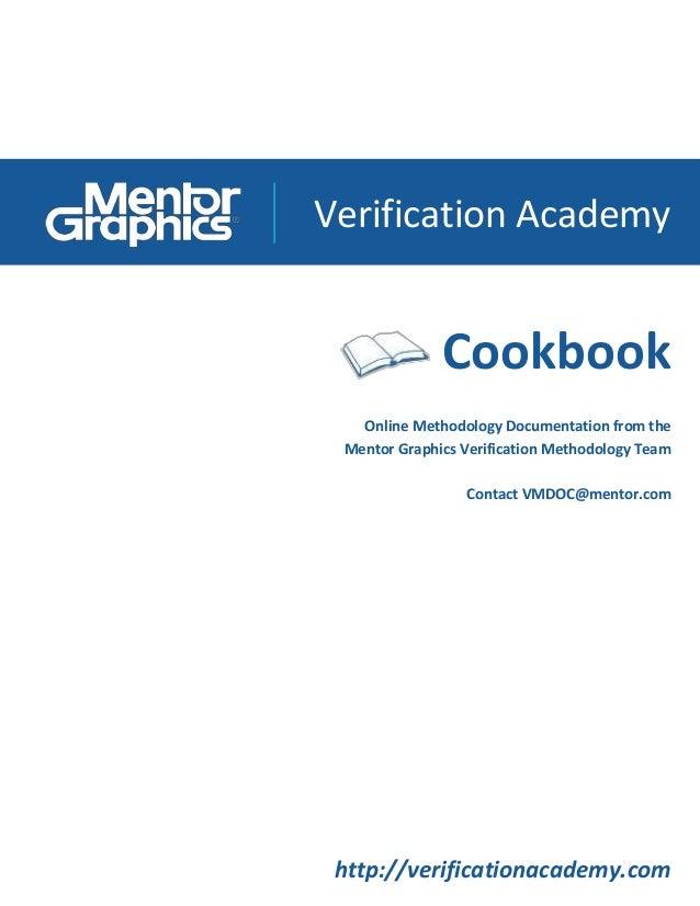 Uvm cookbook-systemverilog-guidelines-verification-academy