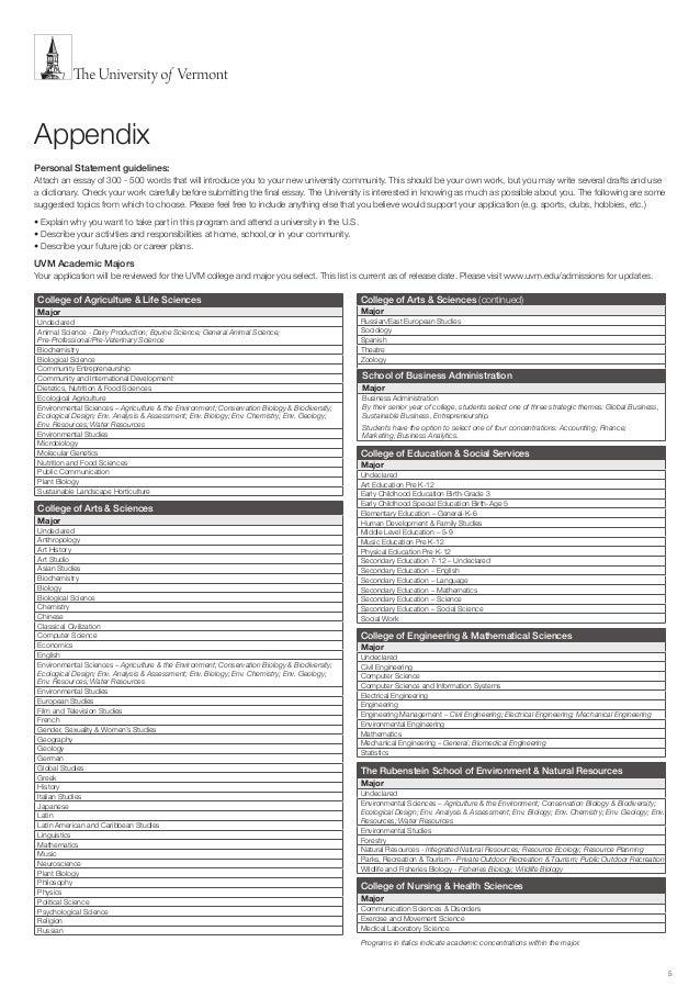 vtac personal statement nursing
