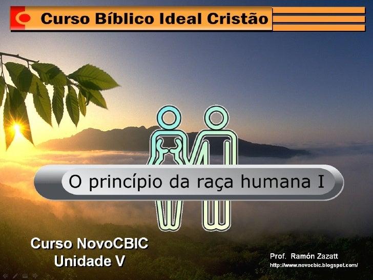 O princípio da humanidade I                        A ESSÊNCIA DO SEU CARÁTER   As grandes questões da vida começam a ser r...