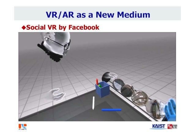 Social VR by Facebook