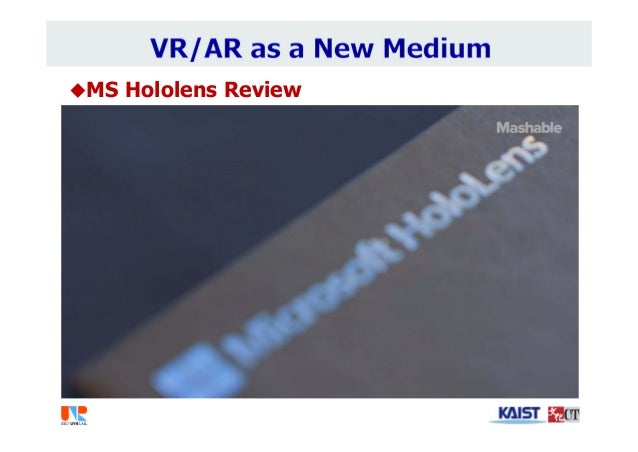 MS Hololens Review