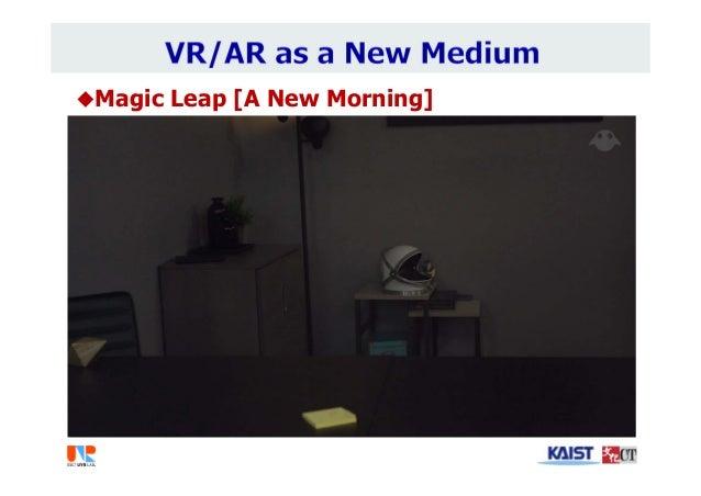 Magic Leap [A New Morning]
