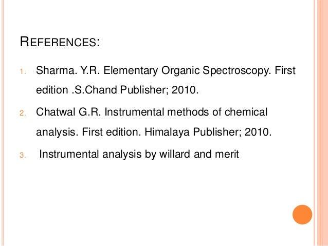 Uv visible spectroscopy- madan