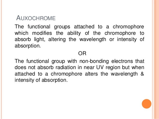 WOODWARD-FEISER RULE  Woodward (1941) : gave certain rules for correlating max with molecular structure  Scott-Feiser (...