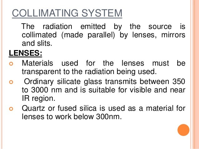 MERITS:-  Simple in construction  Cheaper  Selection of the filter is easy DEMERITS:-  Intensity of radiation becomes ...