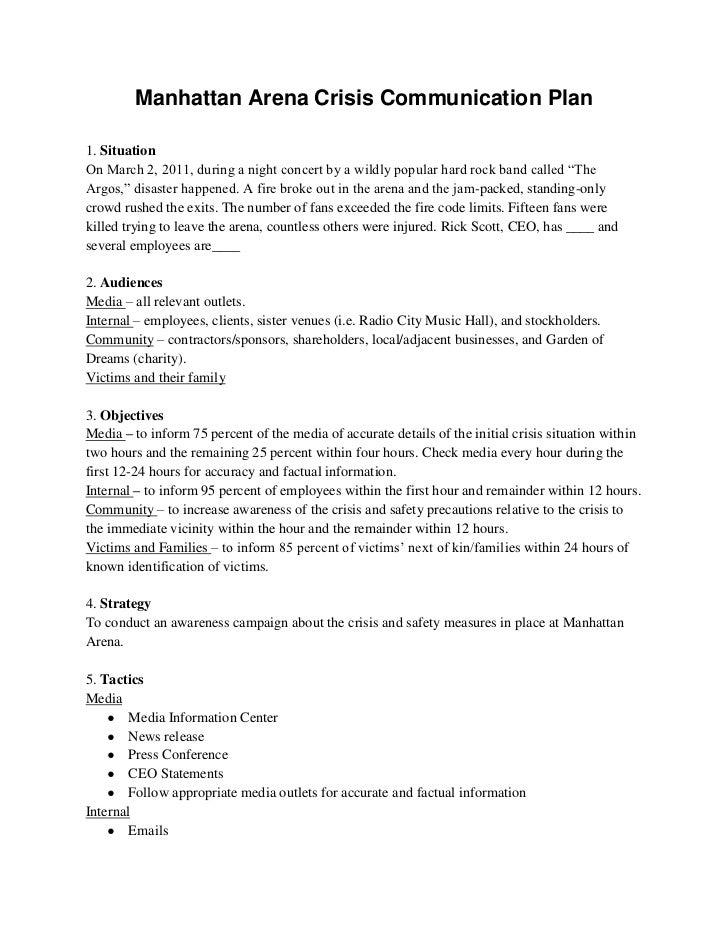 Pr communication memo essay