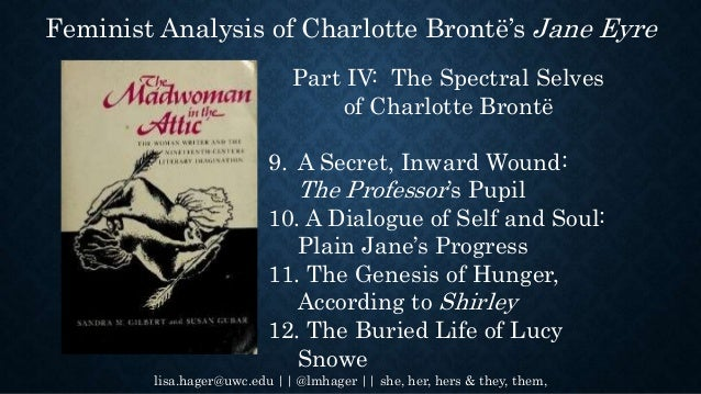 a literary analysis of the lovers in jane eyre by charlotte bronte Sure, you've got your classic literary power couples, but it can also appear in less  conventional, le  jane eyre- charlotte bronte, sorry folks, found it so damn  boring  recommended for anglophiles and mystery/romance lovers  everywhere  that is an interesting work to do and an extensive analysis to  carry out.
