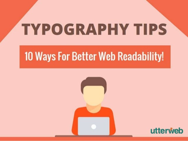 10 Typography Tips For Your Website To Give A Comfortable Reading Experience
