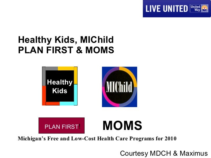 michigan child health insurance program michild