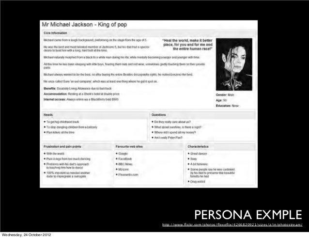 PERSONA EXMPLE                             http://www.flickr.com/photos/flexeflix/4266820921/sizes/z/in/photostream/Wednesday...