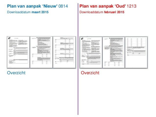 uwv plan van aanpak download Wijzigingen UWV formulieren Wet Verbetering Poortwachter Maart 2015 uwv plan van aanpak download