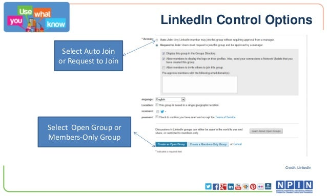 how to create a group on linkedin