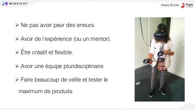 ➢ Ne pas avoir peur des erreurs. ➢ Avoir de l'expérience (ou un mentor). ➢ Être créatif et flexible. ➢ Avoir une équipe pl...