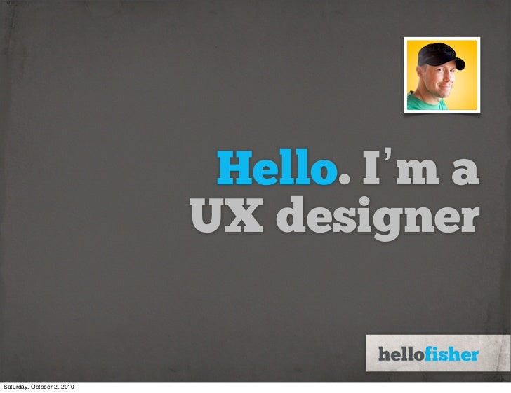 Turning That UX Frown Upside Down Slide 3