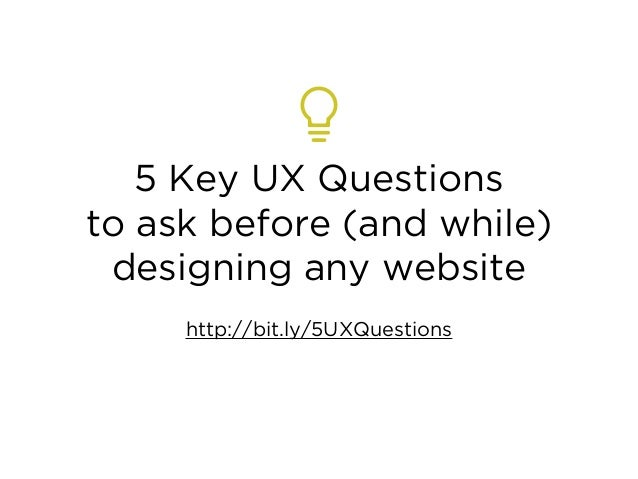 Don't Just Build Pretty Websites — UX in the Real World
