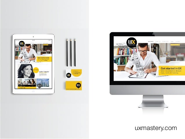 Get the right tools. uxmastery.com/tools