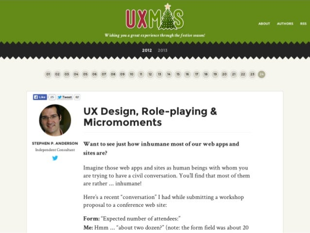 What the #$%@ is UX Design?