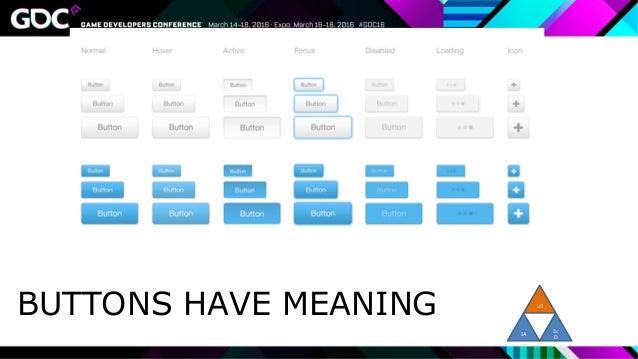 UI Ix D IA PJ McCormick, Challenging Data Driven Design, WarmGun 2013 The navigation carries information. Unless: