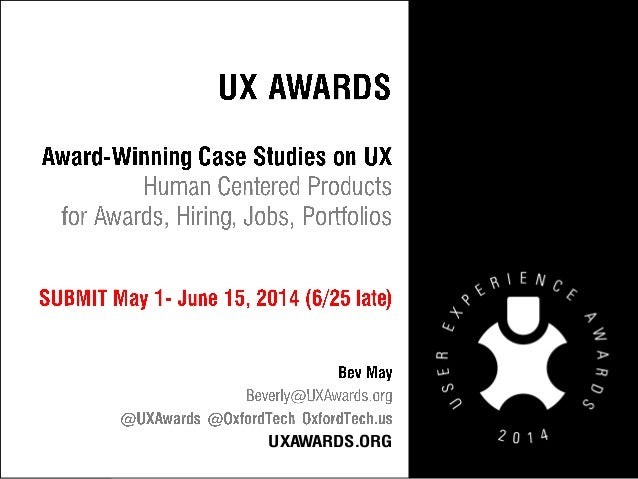UXAWARDS.ORG