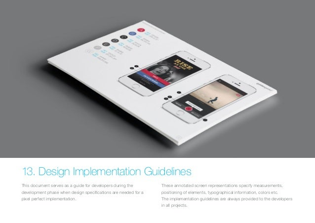(Replace with full screen background image)  13. Design Implementation Guidelines  This document serves as a guide for dev...