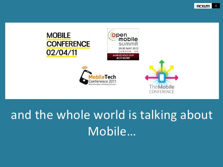 Mobile Go Home - Welcome Multi-Context! Slide 3
