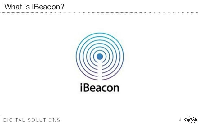 iBeacons & UX: What they are and why you should care Slide 2