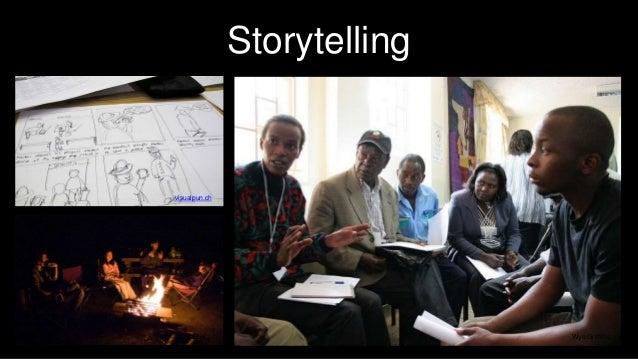 Storytelling Wyn Griffiths visualpun.ch John Brosz