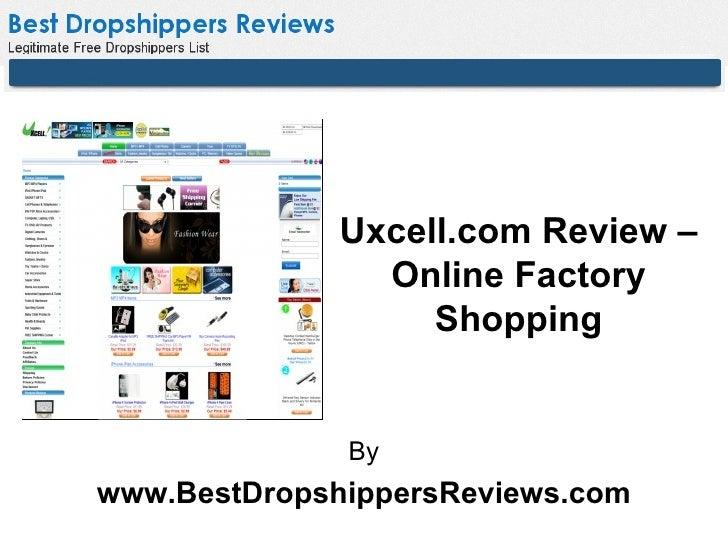 Uxcell.com Review –                Online Factory                   Shopping              Bywww.BestDropshippersReviews.com