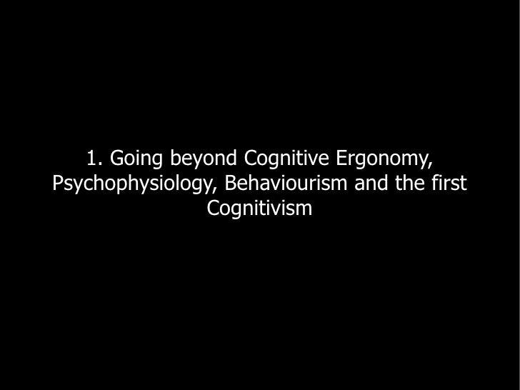 3. More Social Psychology, Psychodynamic and           Construtivism Cognitivism