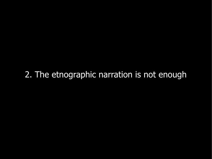 It's a matter of granularity