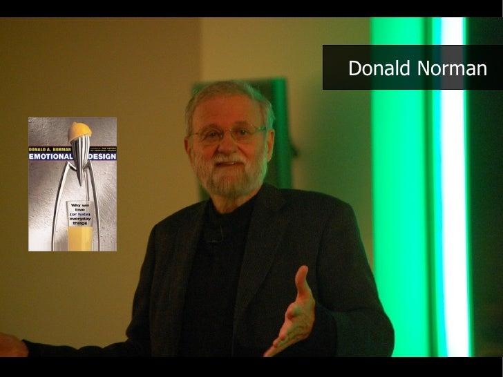 Donald Norman
