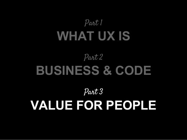 UX (USERS) + LEAN (BUSINESS) + AGILE (TECHNOLOGY) = 3 Lives Saved