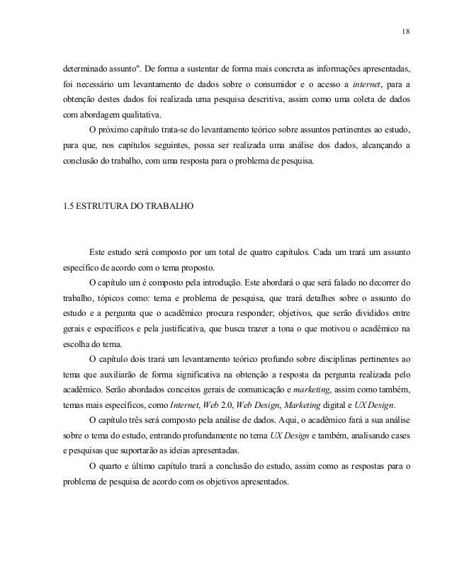 19 2 REVISÃO DE LITERATURA Neste capítulo será efetuado um levantamento teórico sobre os temas pertinentes, de forma a sus...
