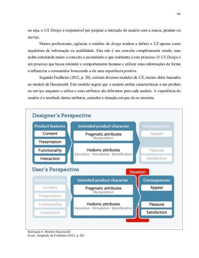 47 Os atributos criados pelo usuário são vários mas podem ser agrupados em quatro categorias principais: manipulação, iden...