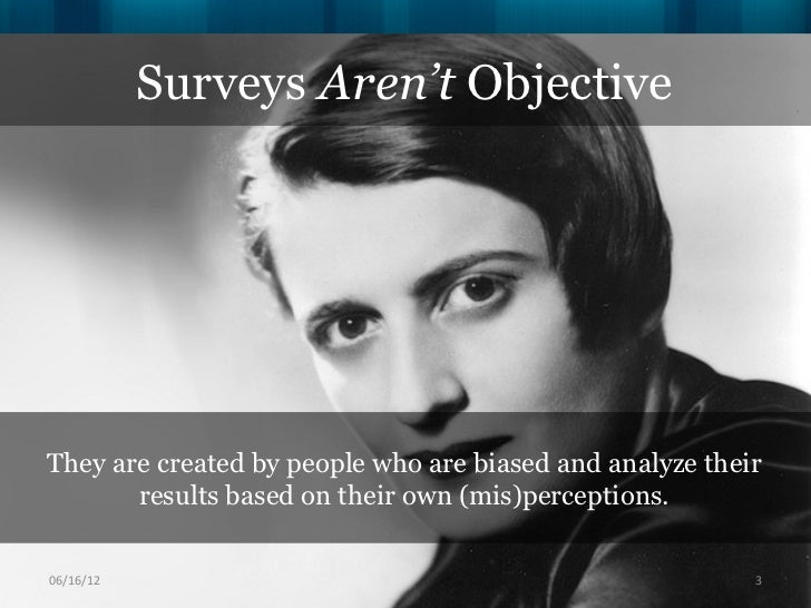 Introduction to UX Research: Designing Surveys That Don't Suck! Slide 3