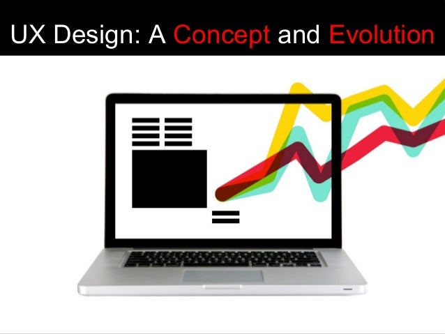 UX Design: A Concept and EvolutionUX Design: A Concept and Evolution