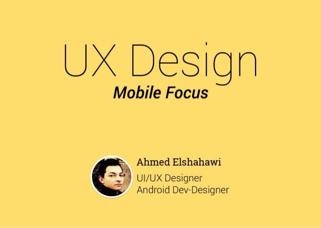 UI/UX Design (Mobile Focus) V2