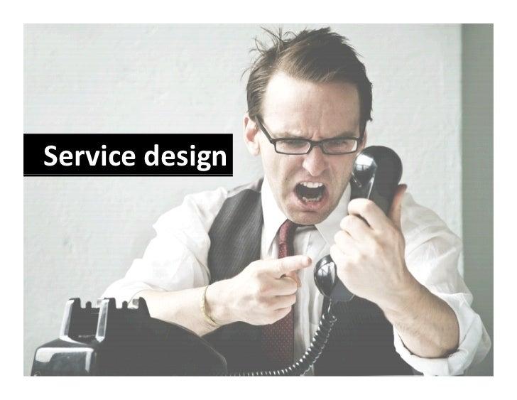 Servicedesign