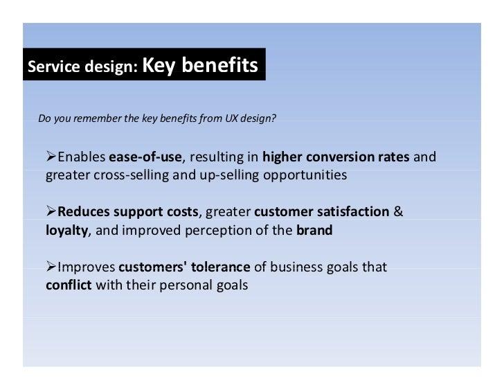 Designthinking     g         g   Whatisthemeta‐trend&concept behindsuchpracticesas   UXdesign&servicedesign?...