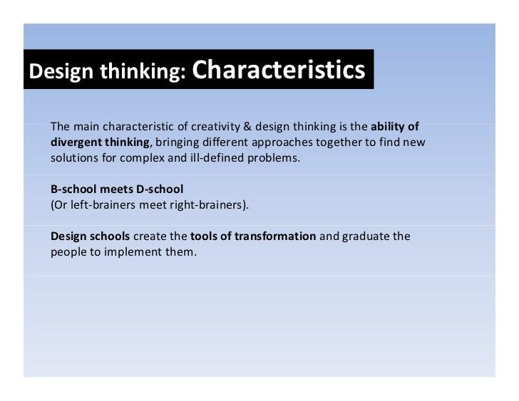 Designthinking:Thinkvisually&tellstories Design thinking: Think visually & tell stories