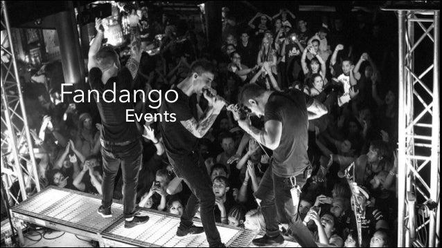 Fandango Events