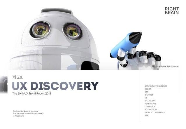 UX DISCOVERY 4TH UX REPORTING PROCEDURE 라이트브레인 UX Discovery는 해외 다양한 매체들을 통 해 하루 평균 50여 건의 트렌드를 탐색, 수집, 검토하며 아래의 과정을 거쳐 분석,...
