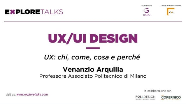 Associate Professor of the Politecnico di Milano _ Design School Secretary of the Bachelor Degree on Product Design and th...