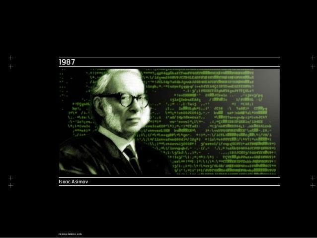 + + + + + + + + PEDRO CARDOSO, 2015 1987 Isaac Asimov