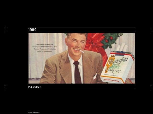 + + + + + + + + PEDRO CARDOSO, 2015 1989 Publicidade