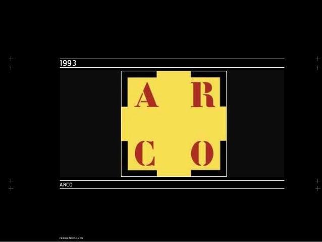 + + + + + + + + PEDRO CARDOSO, 2015 1993 ARCO