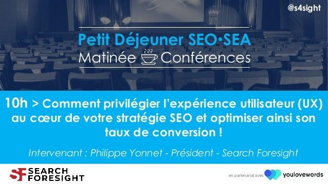 SEO – Votre priorité 2018 optimiser les performances de votre site Web Actualités SEO, Content marketing et E-commerce, Go...